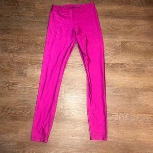 Pants - ✨✨✨Pink Disco Leggings✨✨✨